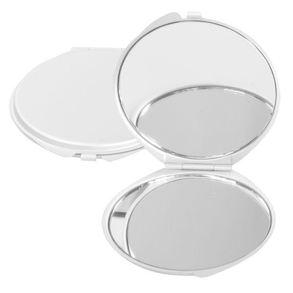 Miroir de poche cadeau publicitaire en vente au prix for Miroir publicitaire