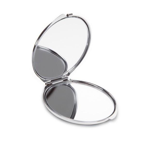 Miroir de poche samokov cadeau publicitaire en vente au for Miroir de poche