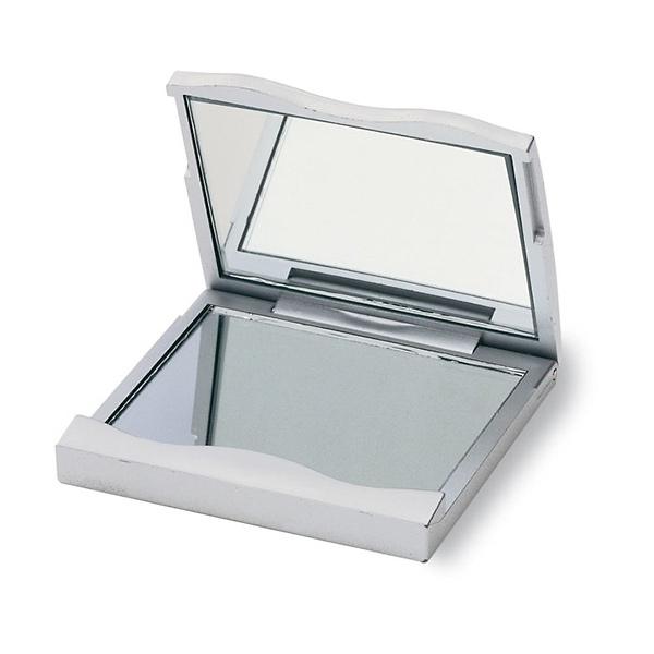 Miroir plastique pour make up personnalisable for Miroir en plastique