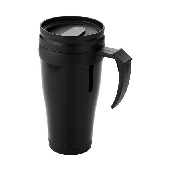 mug avec couvercle personnalis 00011v0021077 partir de 2 19 euros ht. Black Bedroom Furniture Sets. Home Design Ideas