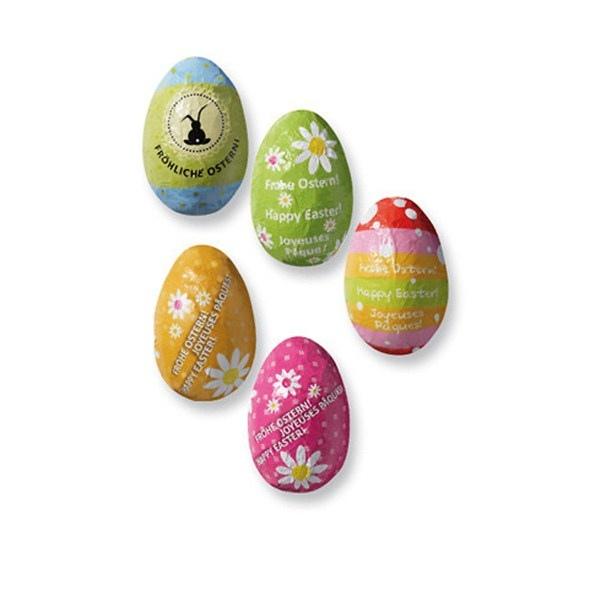 œufs de Pâques personnalisé