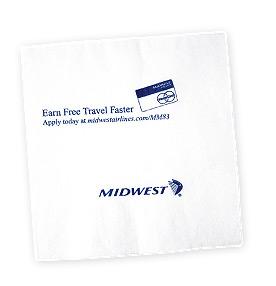 Serviettes en papier personnalisé