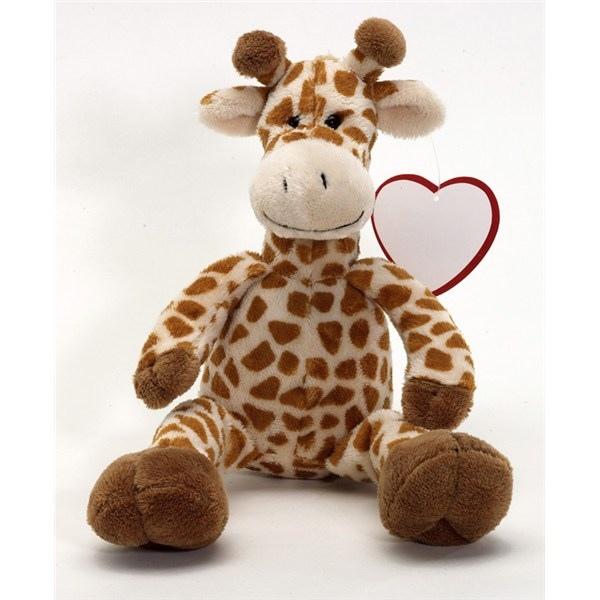peluche girafe maurice cadeau publicitaire en vente au prix grossiste. Black Bedroom Furniture Sets. Home Design Ideas