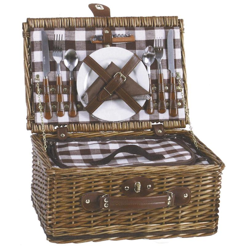 panier pique nique personnalisable objet publicitaire grossiste. Black Bedroom Furniture Sets. Home Design Ideas
