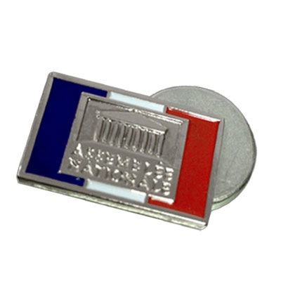 Badges avec logo