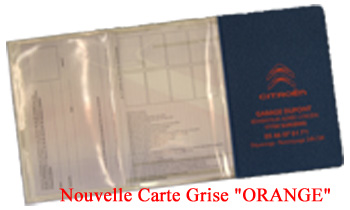 porte carte grise light personnalisable 01302v0030756 partir de 1 25 euros ht. Black Bedroom Furniture Sets. Home Design Ideas