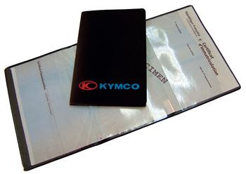 étuis et pochettes carte grise et papiers de voiture personnalisé
