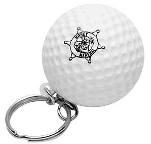 Porte cl s balle de golf for Porte marketing
