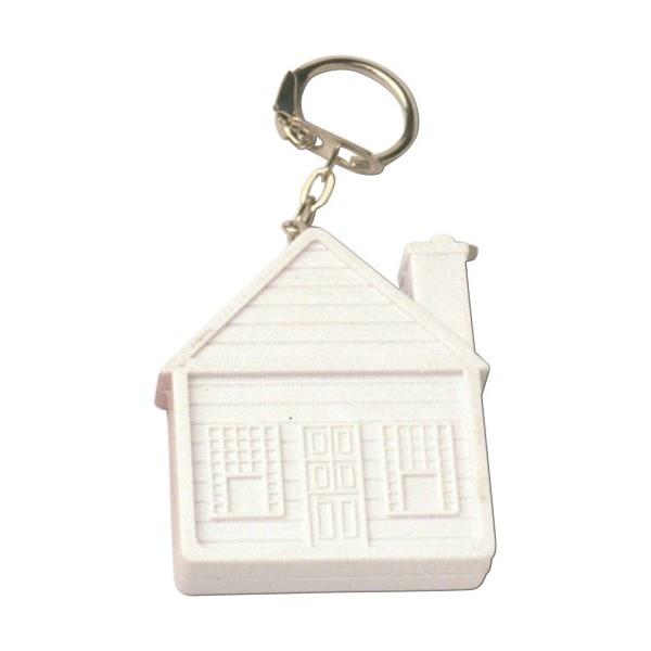 Porte cl s m tre ruban 39 maison 39 de 2 m personnalisable for Maison de ruban