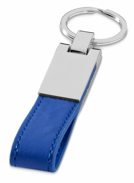 Porte-clés en cuir customisé