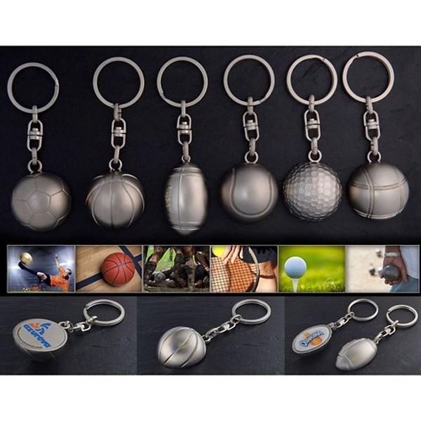 Porte-clés balles de golf avec marquage