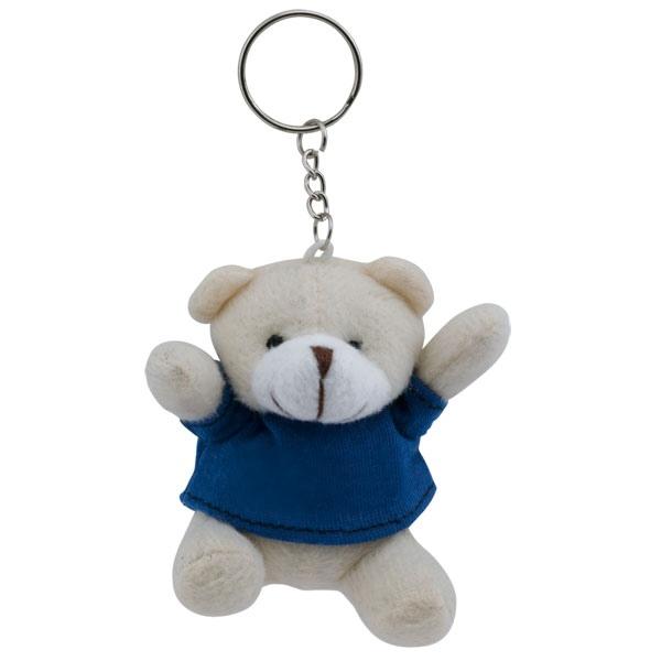 Porte-clés peluches personnalisable