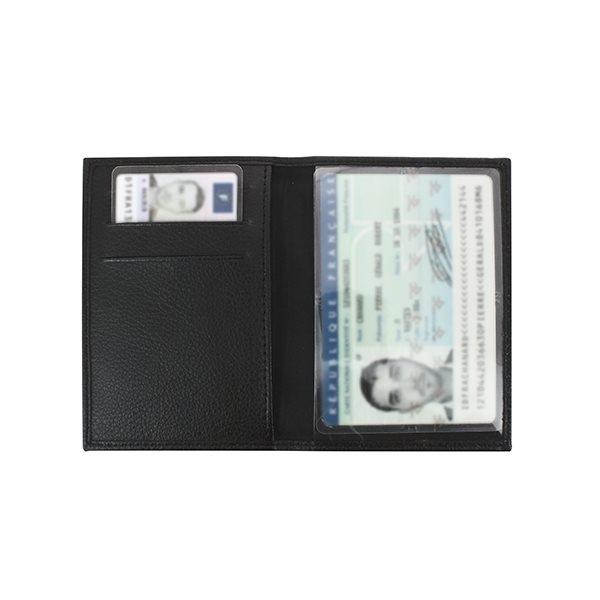 Exceptionnel étui carte d\'identité personnalisé et pochette carte et papiers d  JA29