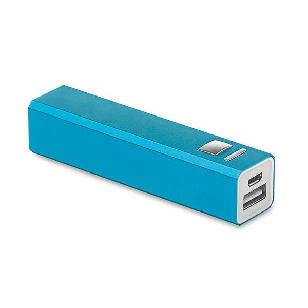 Batteries de secours, d\\\'urgence et Powerbank publicitaire