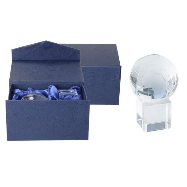 presse papier avec personnalisation globe en verre 00041v0000542 partir de 13 02 euros ht. Black Bedroom Furniture Sets. Home Design Ideas