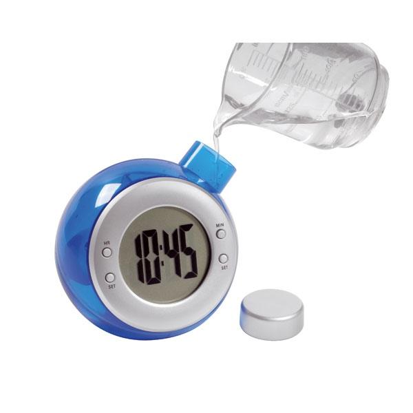Réveils à eau avec logo