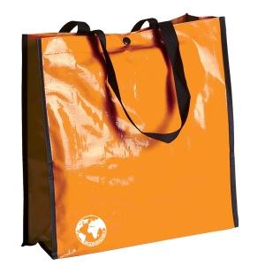 Sacs shopping écologiques avec logo