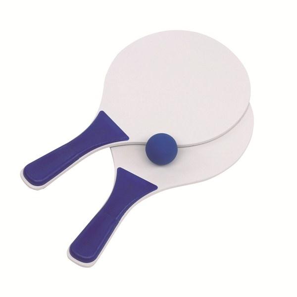 Raquettes de plage ou beach tennis avec personnalisation