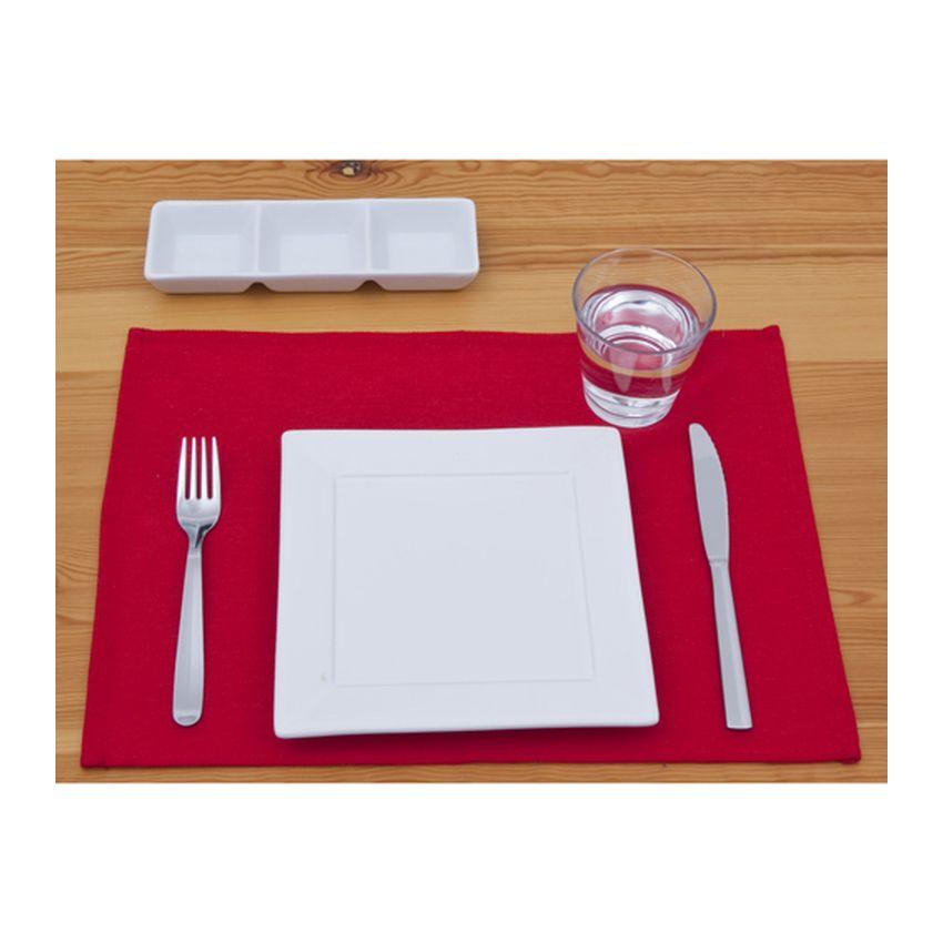 Set De Table Personnalisé En Coton
