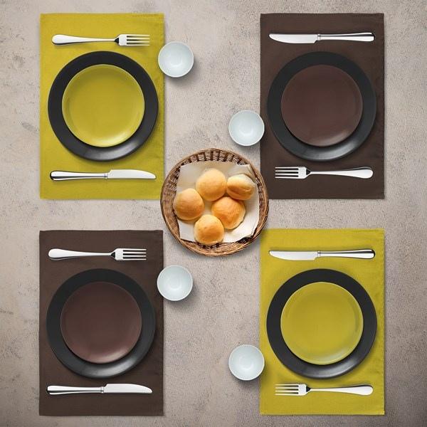 set de table personnalis avec logo grossiste objets publicitaires. Black Bedroom Furniture Sets. Home Design Ideas