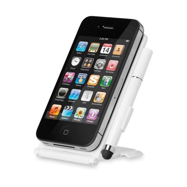 socle smartphone avec stylet cadeau publicitaire en vente au prix grossiste. Black Bedroom Furniture Sets. Home Design Ideas