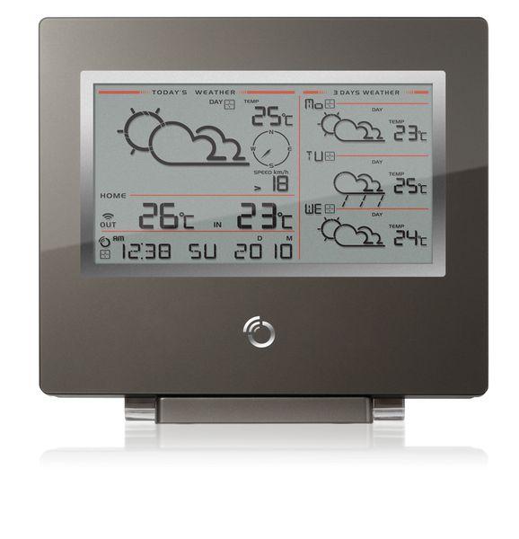 Stations météo personnalisable