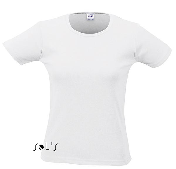 Tee-shirts femmes avec marquage