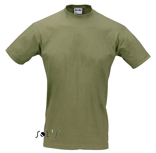 Tee-shirts SOL'S de Solo customisé