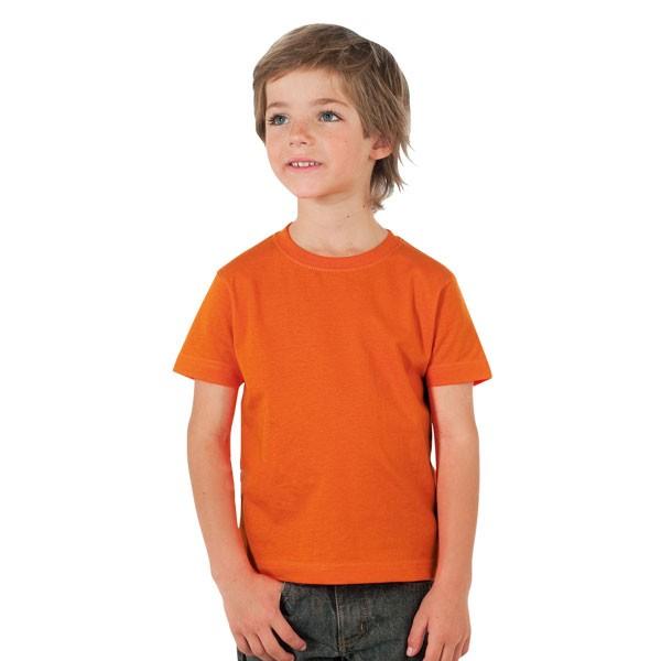Tee-shirts enfants avec marquage