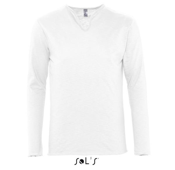 Tee-shirts manches longues avec logo