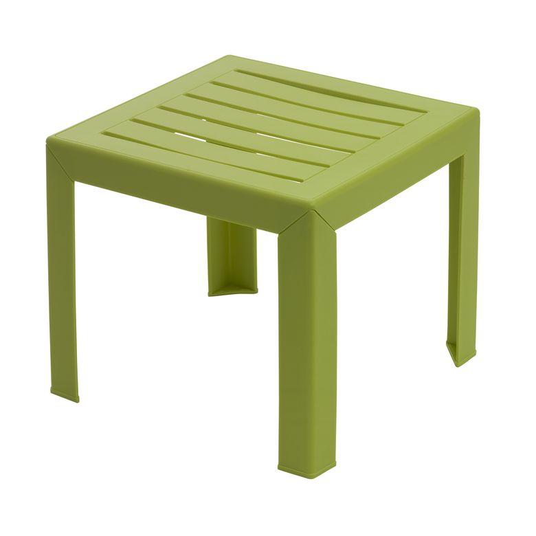 Table basse de jardin