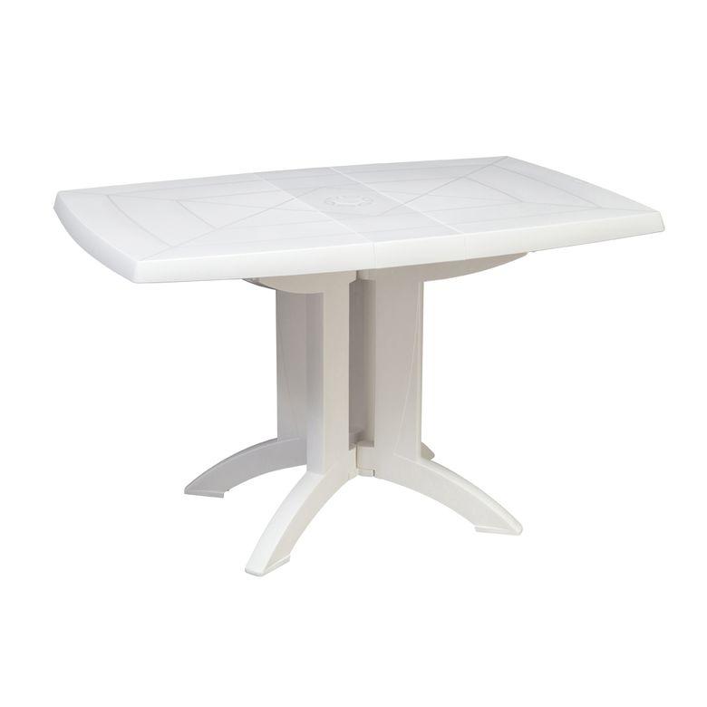 Table de jardin pliante logotée