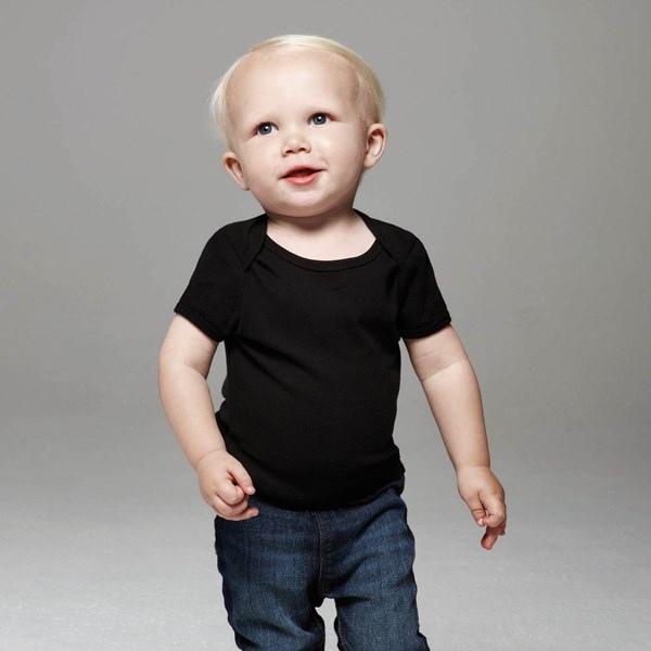 Tee-shirts bébé et body bébé avec marquage
