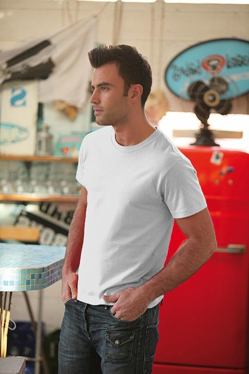 Tee-shirts manches courtes personnalisé
