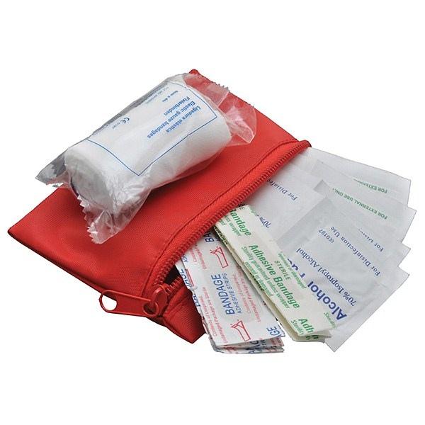 Trousses pharmacie de secours customisée