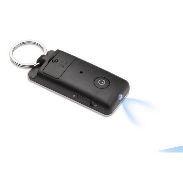 Porte-clés siffleurs et porte-clés trouve clés avec marquage