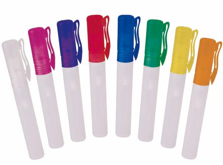 Flacons de gel antibactérien pour mains customisé