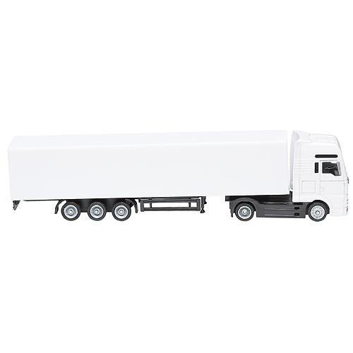 Véhicule miniature truck man