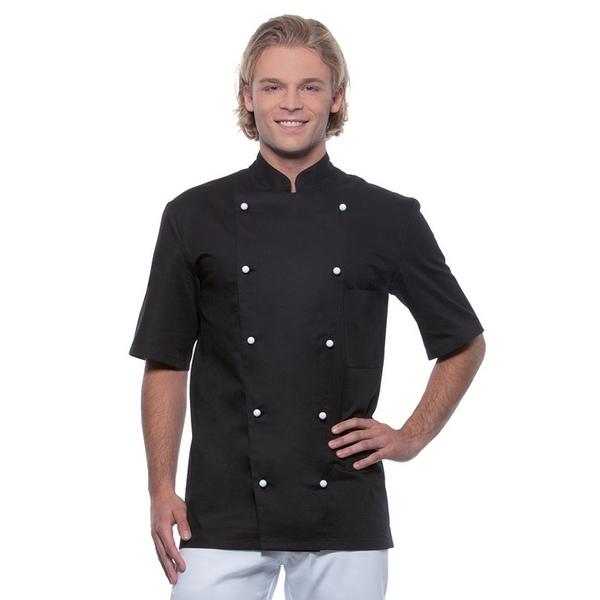 Veste de cuisine personnalisable homme 00032v0117866 - Veste cuisine homme personnalise ...
