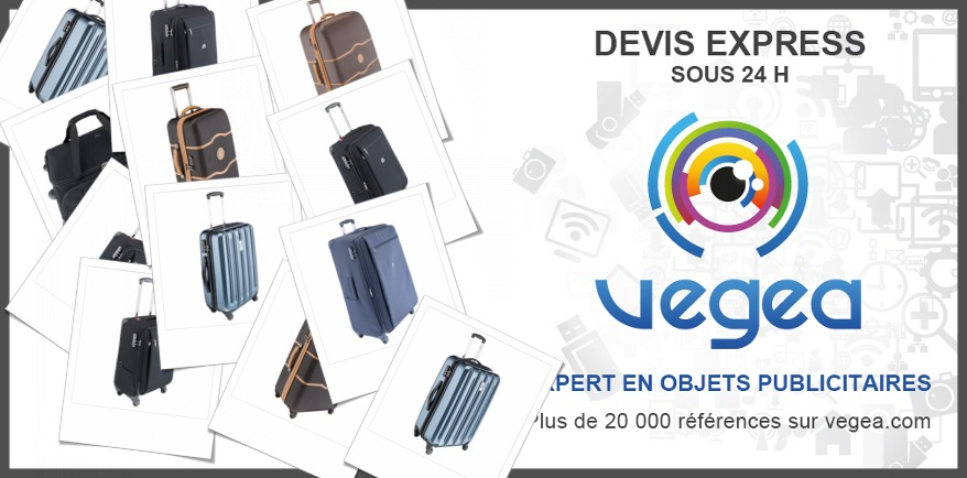 Bagages Delsey personnalisables