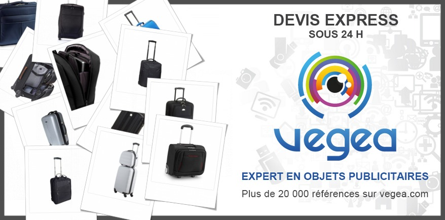Valise cabine personnalisable
