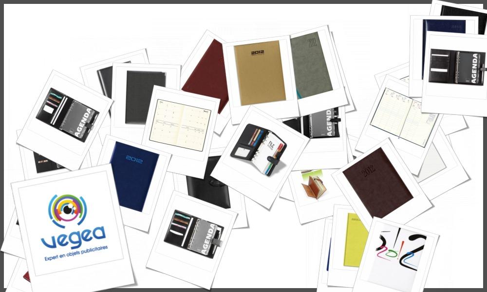 agenda de bureau personnalis cadeau publicitaire. Black Bedroom Furniture Sets. Home Design Ideas