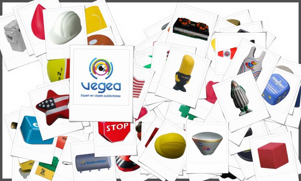 Anti-stress divers personnalisables à votre effigie avec un logo, un texte ou une image | Grossiste et fabrication d'objets publicitaires et cadeaux d'entreprise