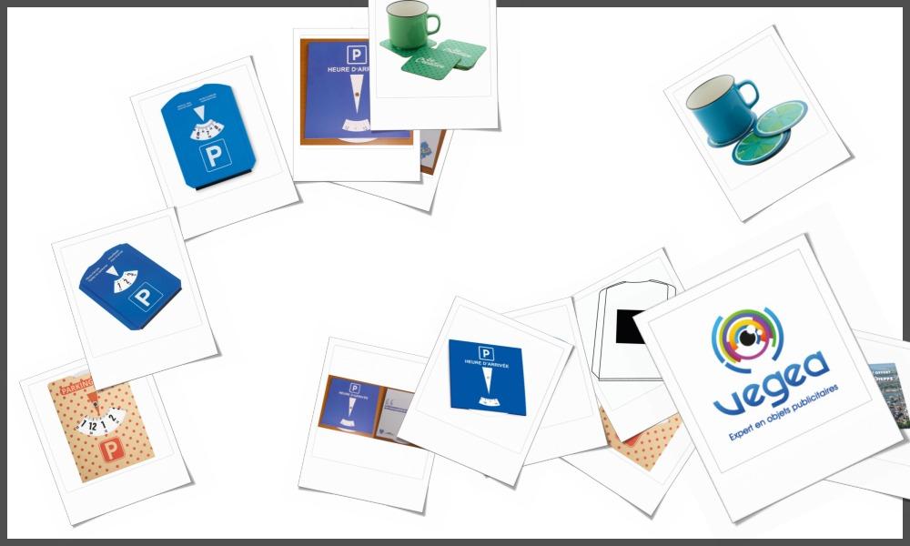 Disques de stationnement personnalisables à votre effigie avec un logo, un texte ou une image | Grossiste et fabrication d'objets publicitaires et cadeaux d'entreprise