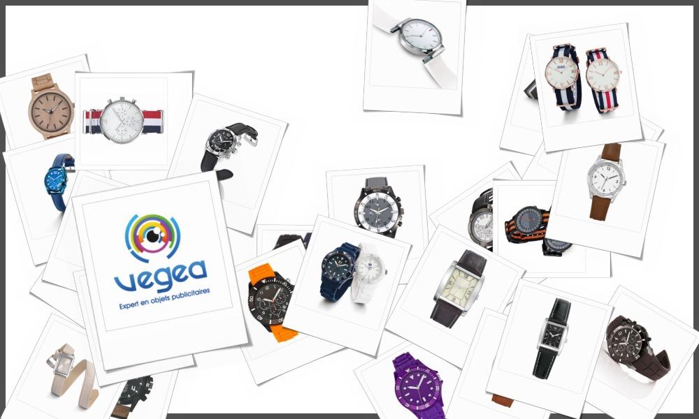 Montres françaises personnalisables à votre effigie avec un logo, un texte ou une image | Grossiste et fabrication d'objets publicitaires et cadeaux d'entreprise