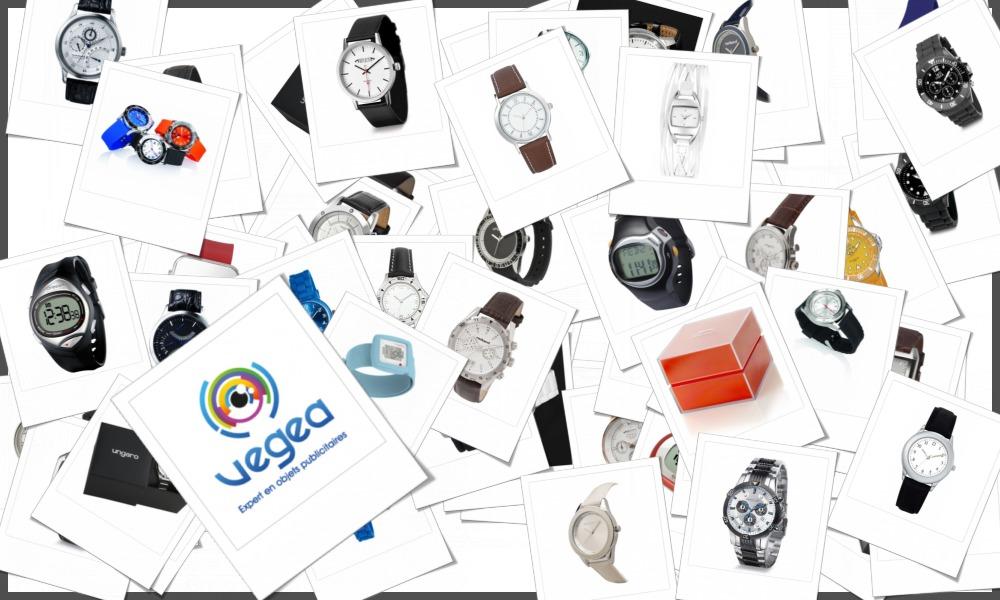 Sélection de montres personnalisables à votre effigie avec votre logo ou un  texte
