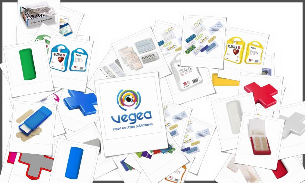 Pansements personnalisables à votre effigie avec un logo, un texte ou une image   Grossiste et fabrication d'objets publicitaires et cadeaux d'entreprise