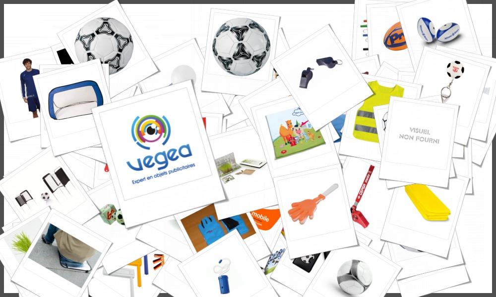 Sélection de cadeaux pour supporters, personnalisables à votre image avec un logo ou un texte