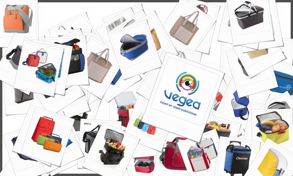 Sacs isothermes personnalisables à votre effigie avec un logo, un texte ou une image | Grossiste et fabrication d'objets publicitaires et cadeaux d'entreprise
