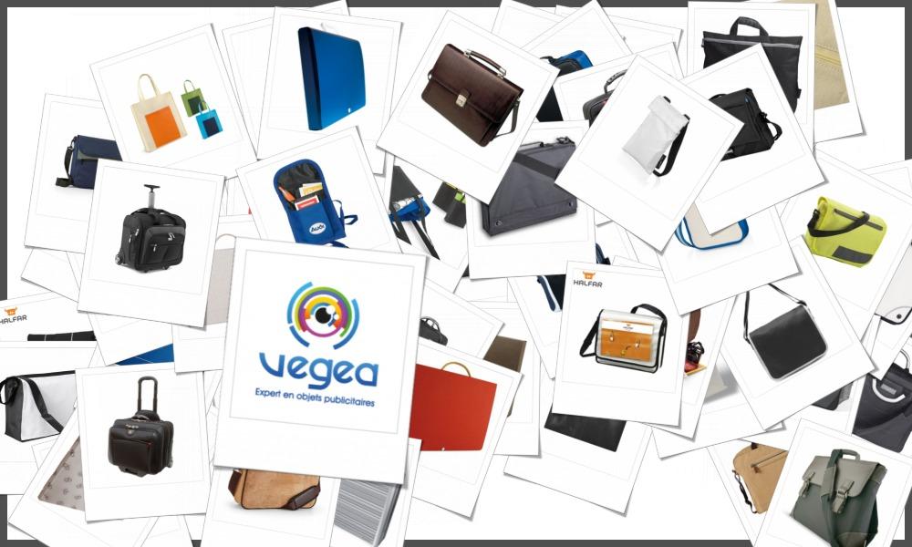 Grand choix de sacoches personnalisées, cartables promotionnels et mallettes publicitaires.